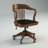 Ergonomic chair (Rei)