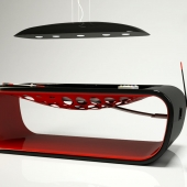 Ultra modern billard elegant design