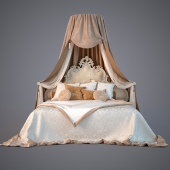 Кровать Mademoiselle фабрики Bolzan