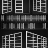 Interior sliding doors Elvial