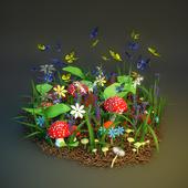 Набор растений для рассадки