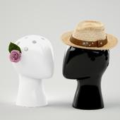 Vase - head