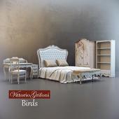 """Vittorio Grifoni set """"birds"""""""