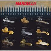Дверные ручки Mandelli