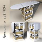 Гладильная доска-комод Benvenuto XD-904