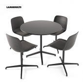 Lammhults Grade Chair+Archal table X