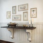 Decorative set, Wall set, Home decor
