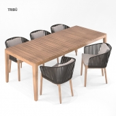 Tribu, Mood, armchair+table