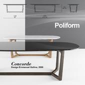 Poliform Concorde set 2