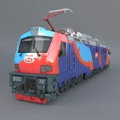 EP20 electric locomotive