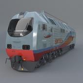 "Locomotive 2TE25A ""Vityaz"""