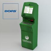 Платежный терминал DORS PTM-1112