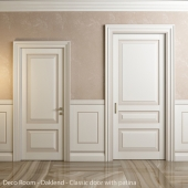 Classic doors and panels - Deco Room - Oaklend