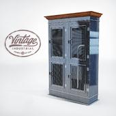 Шкаф Vintage Industrial Armoire