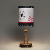 Настольная лампа BLACK PIRATE