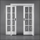 classic sliding door