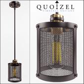 Union Station 1 Light Mini Pendant by Quoizel