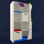 Bookcase children HABA