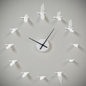 Haoshi_Design_Swallow_X_Clock