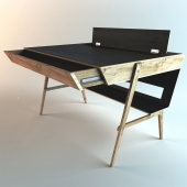 Sova Design/Polyarc table