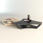 Sova Design/Rev coffee table