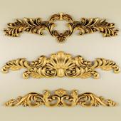 Stucco pattern.