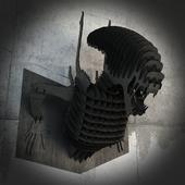 Sova Design/Alien Torso wall decor