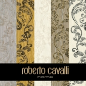 roberto cavalli wallpaper n.1 DAMASCO PENTHOUSE
