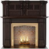 Chimneypieces Renaissance Stock No 11453