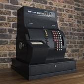Кассовый аппарат / Antique National Cash Register Size