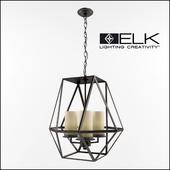 Elk Lighting / Delaney 3 Light Foyer Pendant