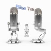Microphone Blue Yeti