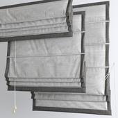 Roman blinds римские шторы