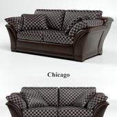 Sofa Chicago Nr. 241-20 Finkeldei
