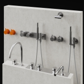Vola bathroom components