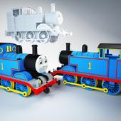Thomas the Tank Engine / Thomas engine