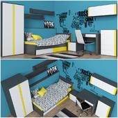 "Furniture set ""Graphic"""