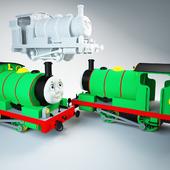 Tank Engine Percy / Percy engine