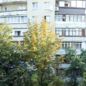 Panorama from the window 2