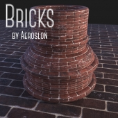 Bricks by Aeroslon