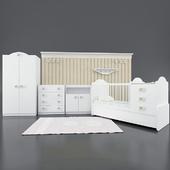 детская мебель BABY COTTON