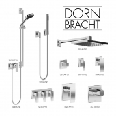 DORN bracht Shower equipment (part 2)