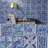 Ceramic tiles Doremail OMAYADS