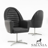 GT Low Office Chair from Smania