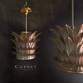 Currey and Co chandelier Havana