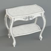 Bedside table Silvano Grifoni