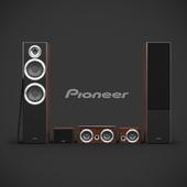 Pioneer S-ES21TB-T Speaker System