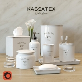 Набор для ванной Kassatex
