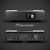 Pioneer network audio player N-70A-K