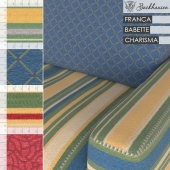 Backhausen Fabric FRANCA, BABETTE, CHARISMA